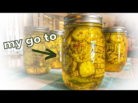 Easiest Bread and Butter Pickles Ever