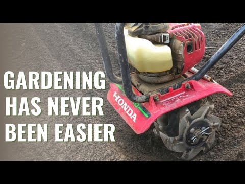 The Best Tool for Working Up Garden Beds