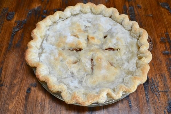 Grandma's Perfect Homemade Apple Pie
