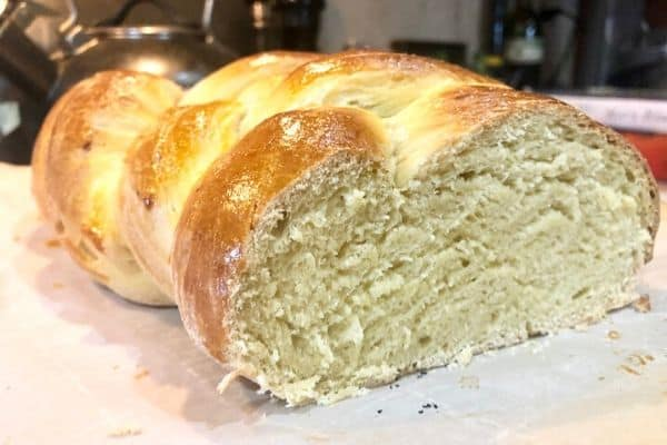 The Best Braided Challah Bread Recipe