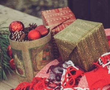 Wrapped Gifts for a Farmer